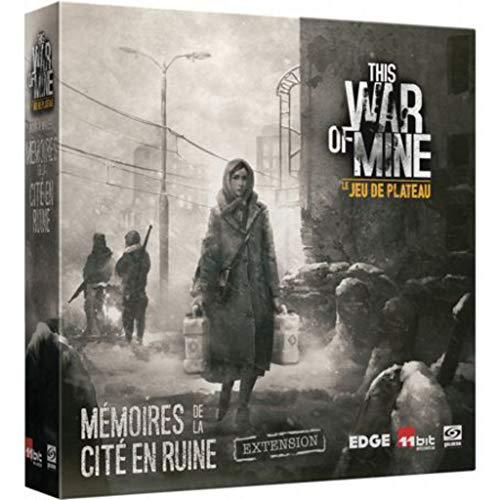 Edge This War of Mine: Memorias de la Ciudad en Ruina