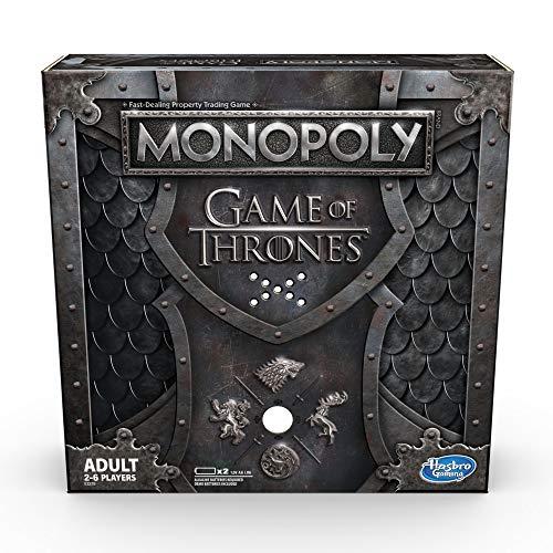 Monopoly E3278102 Juego de Mesa Juego de Tronos