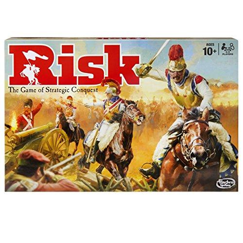 Hasbro Risk - Juego de Mesa (versión en inglés)