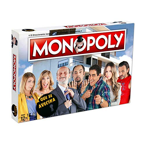 Winning Moves Monopoly La Que Se Avecina (63454), multicolor, ninguna (ELEVEN FORCE