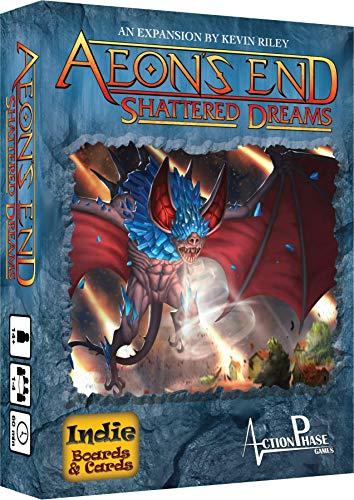 Indie Board Games AES1 - Juego de Mesa (edición de Aeon's End: Shattered Dreams