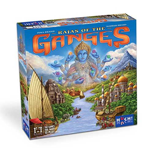 HUCH! -Rajas of The Ganges Modelo 879783