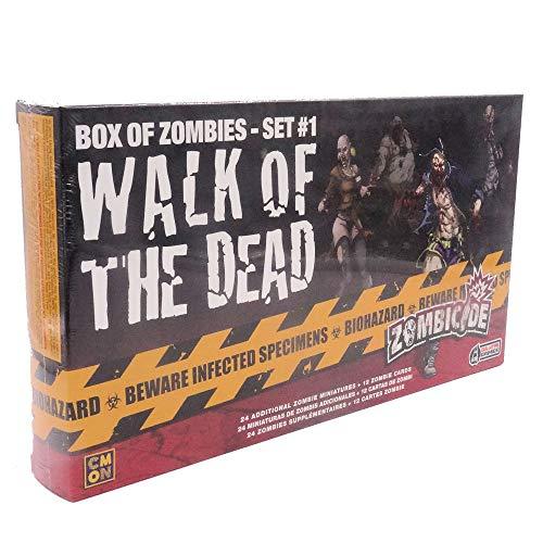 Zombicide Walk of The Dead #1 Asmodee - Juego de Mesa