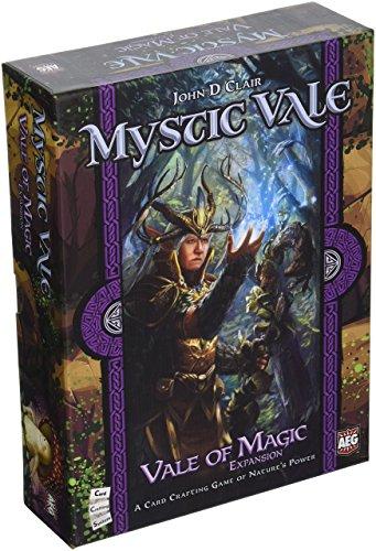 Alderac Entretenimiento ald05864–de Tablero Mystic Vale: Vale of Magic Expansion