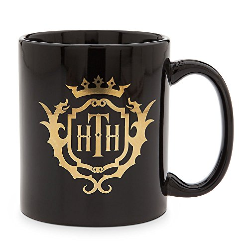 Disney Parks Hollywood Tower Hotel HTH White Coffee Mug - Disney Parks Exclusive & Limited Availability by Disney