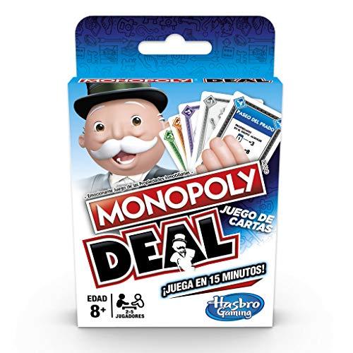Monopoly- Deal (Hasbro E3113105)