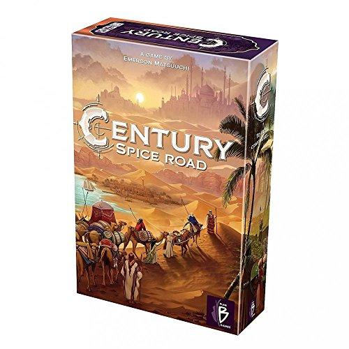 Plan B Games - Juego de estrategia Century Spice Road (PBG40000EN)
