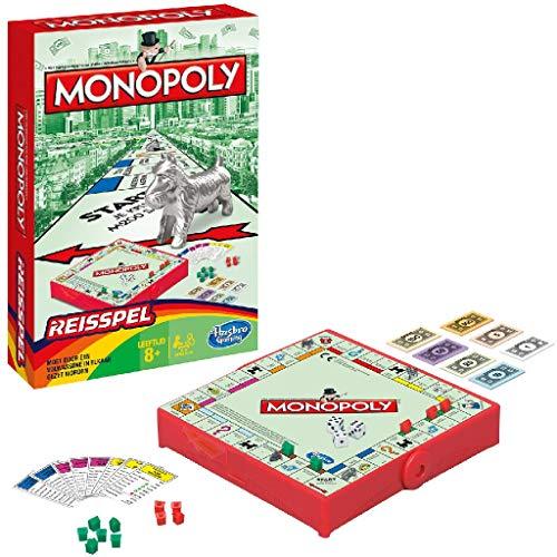 Hasbro Travel Game Monopoly