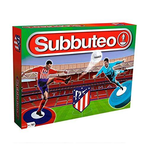 Subbuteo Playset Atletico Madrid Juegos de Mesa Multicolor Atlético de Madrid