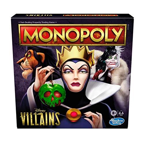 Monopoly Villanos Disney