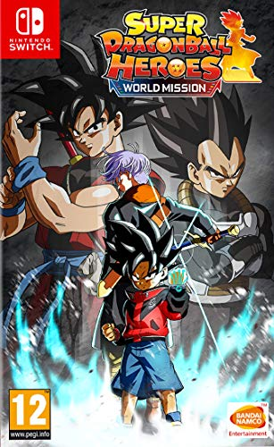 Super Dragon Ball Heroes World Mission - Hero Edition - Import espagnol