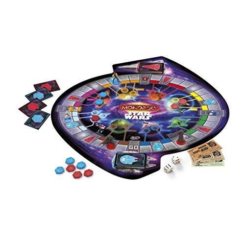 Monopoly Juego de Star Wars