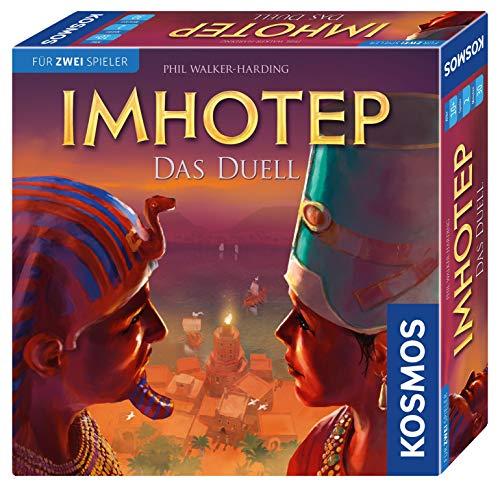 KOSMOS Imhotep 694272 - Juego de Mesa para 2 Jugadores