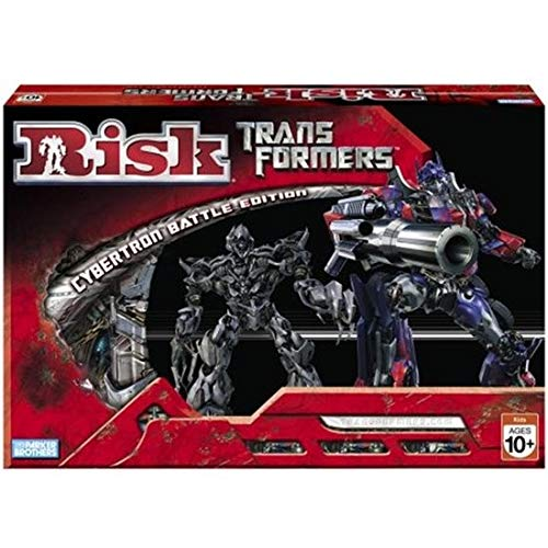 Hasbro Risk Transformers