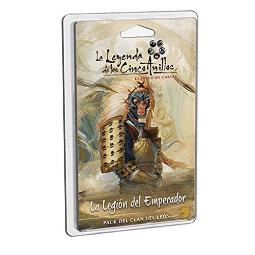 Fantasy Flight Games- Leyenda de los Cinco Anillos LCG - La Legión del Emperador, Color (L5C27ES) , color/modelo surtido