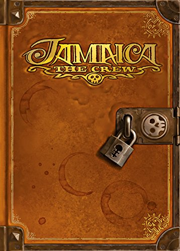 Asmodee Editions ASMJCA02US Jamaica: La expansión de la tripulación
