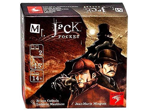 Mr.Jack Pocket
