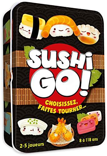Sushi Go Asmodee - Juego de Mesa