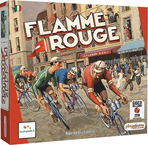 Playagame Edizioni- Llama roja, Multicolor (FLRG)