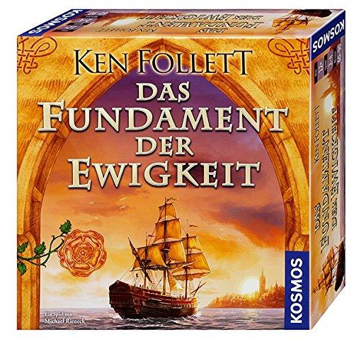 Follett, K: Fundament der Ewigkeit