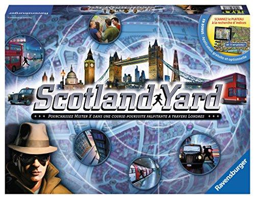 Ravensburger–26680–Scotland Yard–Juego