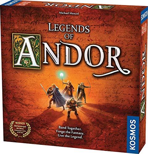 KOSMOS Legends of Andor (Base Game)