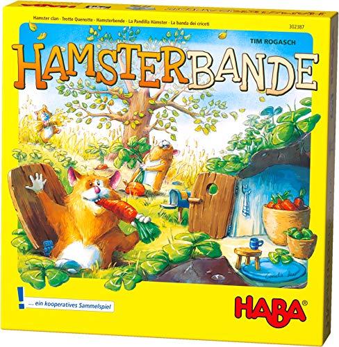 HABA 302387 Juego de hamsterbande