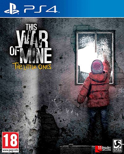 This War Of Mine: The Little Ones - Standard Edition - Playstation 4 [Importación Italiana]