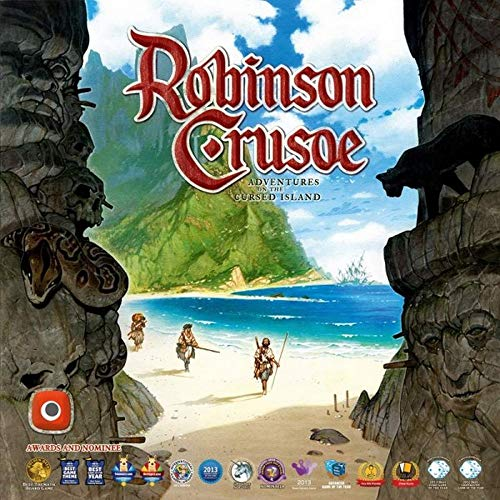 Uplay - Robinson Crusoe. Viaje hacia la Isla Maledetta, RCVVIM.