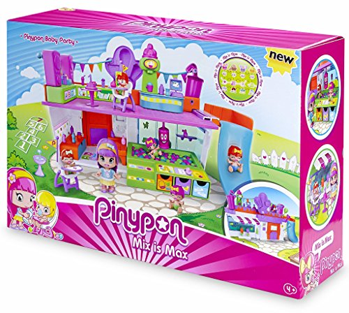 Pinypon Baby Party (Famosa 700013640)