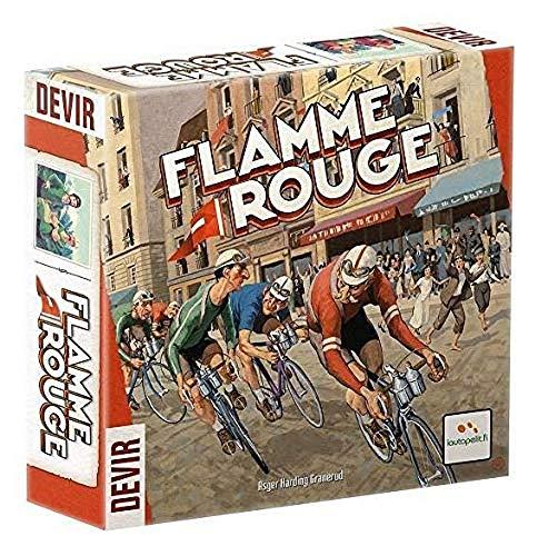 Lautapelit - Flamme Rouge, juego de mesa - Edición en inglés (LAU00051)