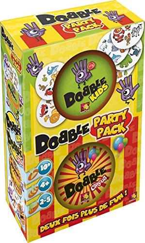 Asmodee - A1404648 - Jeu De Société - Dobble Party