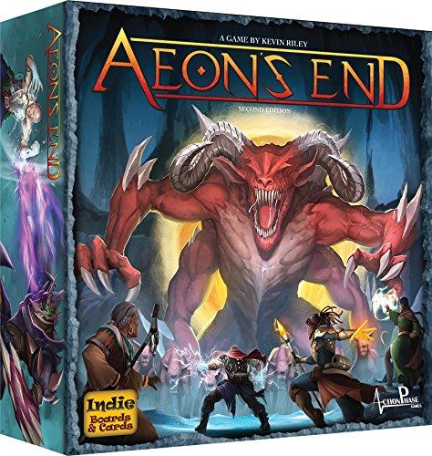 Indie Boards & Cards Aeon's End 2nd Edition pizarrón blanco , color/modelo surtido