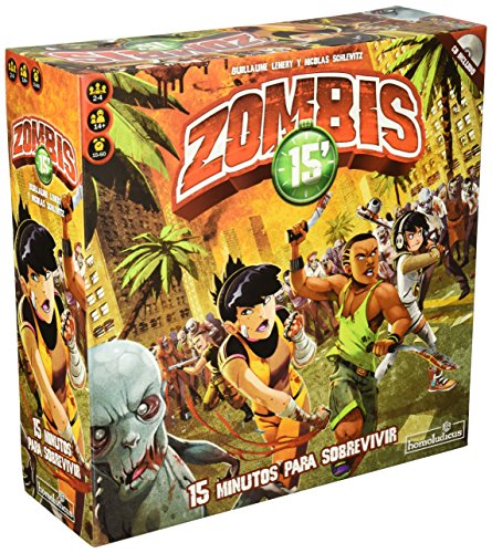 Devir - Zombies 15 (HLZOM)