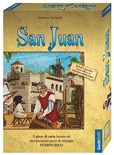 Giochi Uniti GU451 - Juego de Mesa San Juan