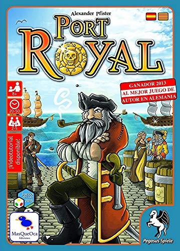 Ediciones MasQueoca Port Royal Español y Catalán