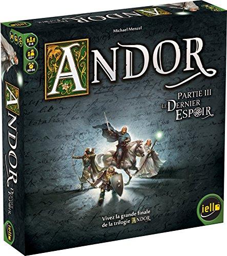 IELLO–Andor–el último Esperanza Juego de Estrategia, 51440
