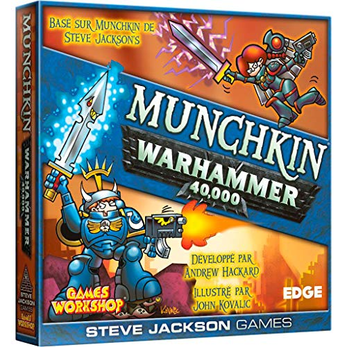 Edge Munchkin Warhammer 40.000