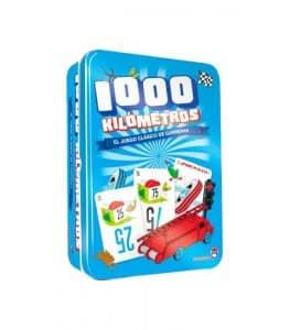 1000 kilometros