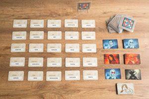 juego de cartas codigo secreto