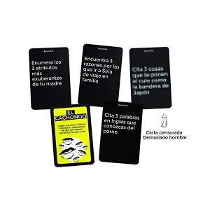 juego de cartas guatafac
