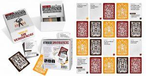juego de cartas tribu de sinverguenzas