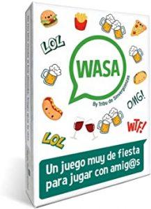 juego de cartas wasa
