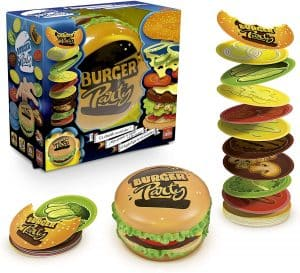 juego de mesa burger party