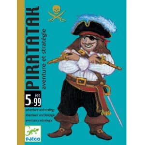 juego de mesa djeco piratatak