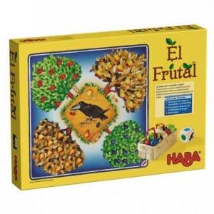 juego de mesa el frutal