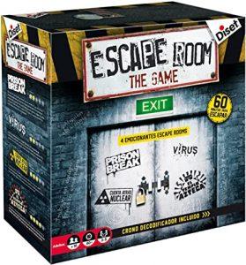 juego de mesa escape