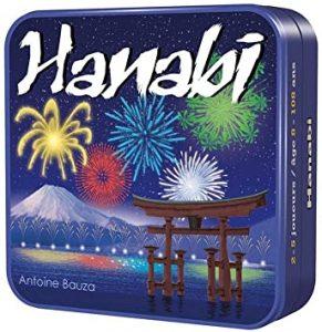 juego de mesa hanabi