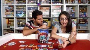 juego de mesa jumberbot