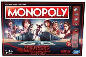 cluedo stranger things
